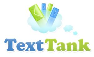 Text Tank Logo