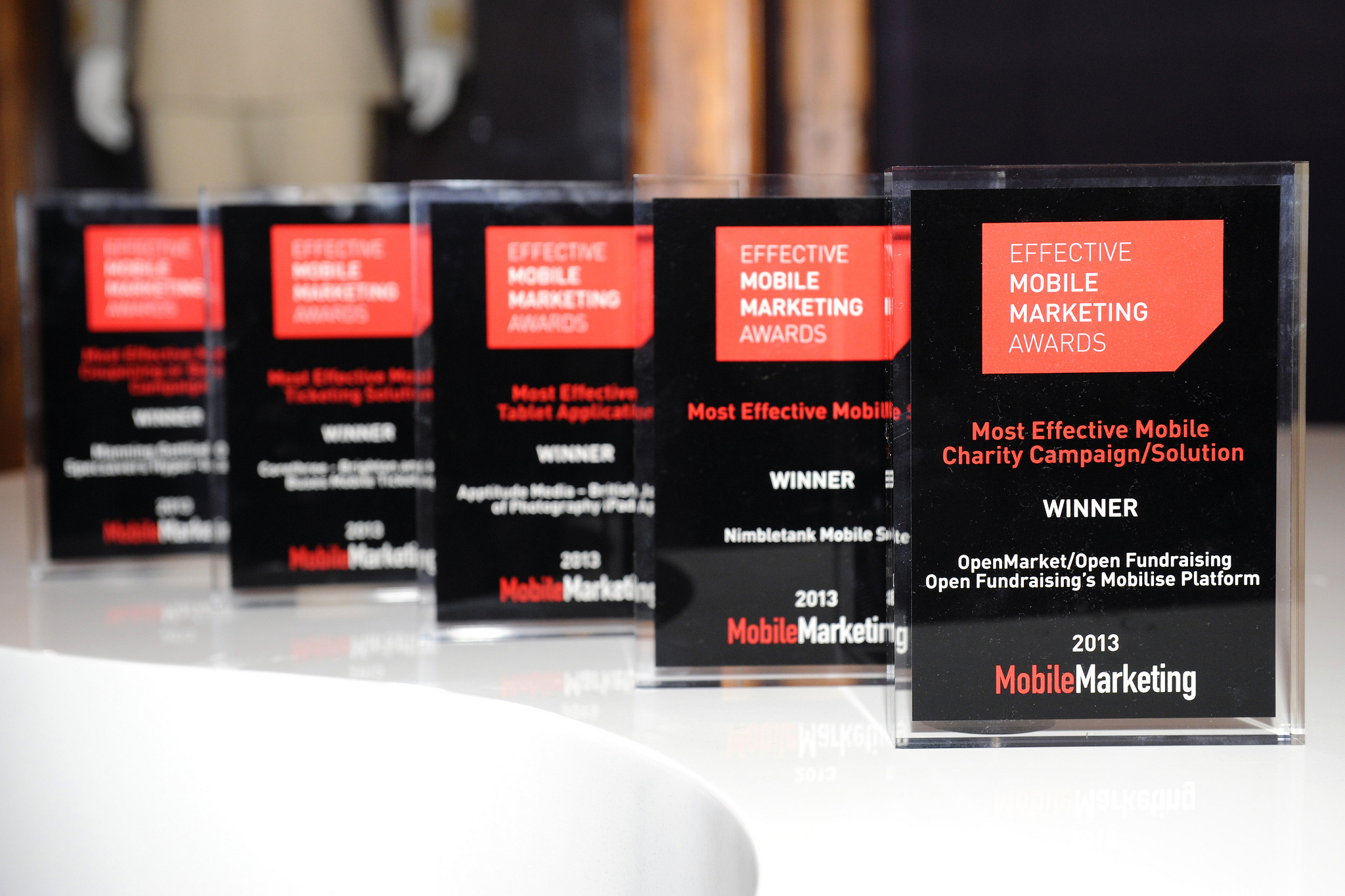 Don't Leave it Too Late to Enter the Effective Mobile Marketing Awards