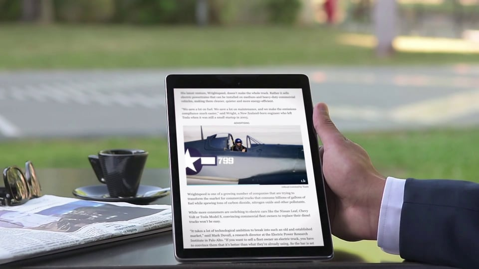 Teads Brings Video Ads to iOS Mobile Web for First Time