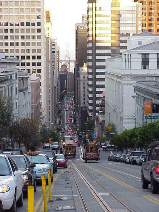 San Francisco Bans Parking Spot Auction Apps