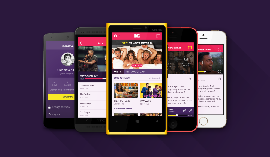 MTV Goes Mobile with Video and Music Apps and Network Partnerships