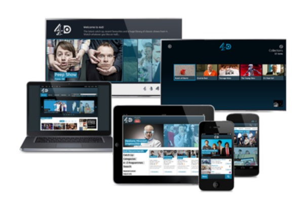 Channel 4 Hits 10m Registered Users, Following 4OD Targeted Ad Launch