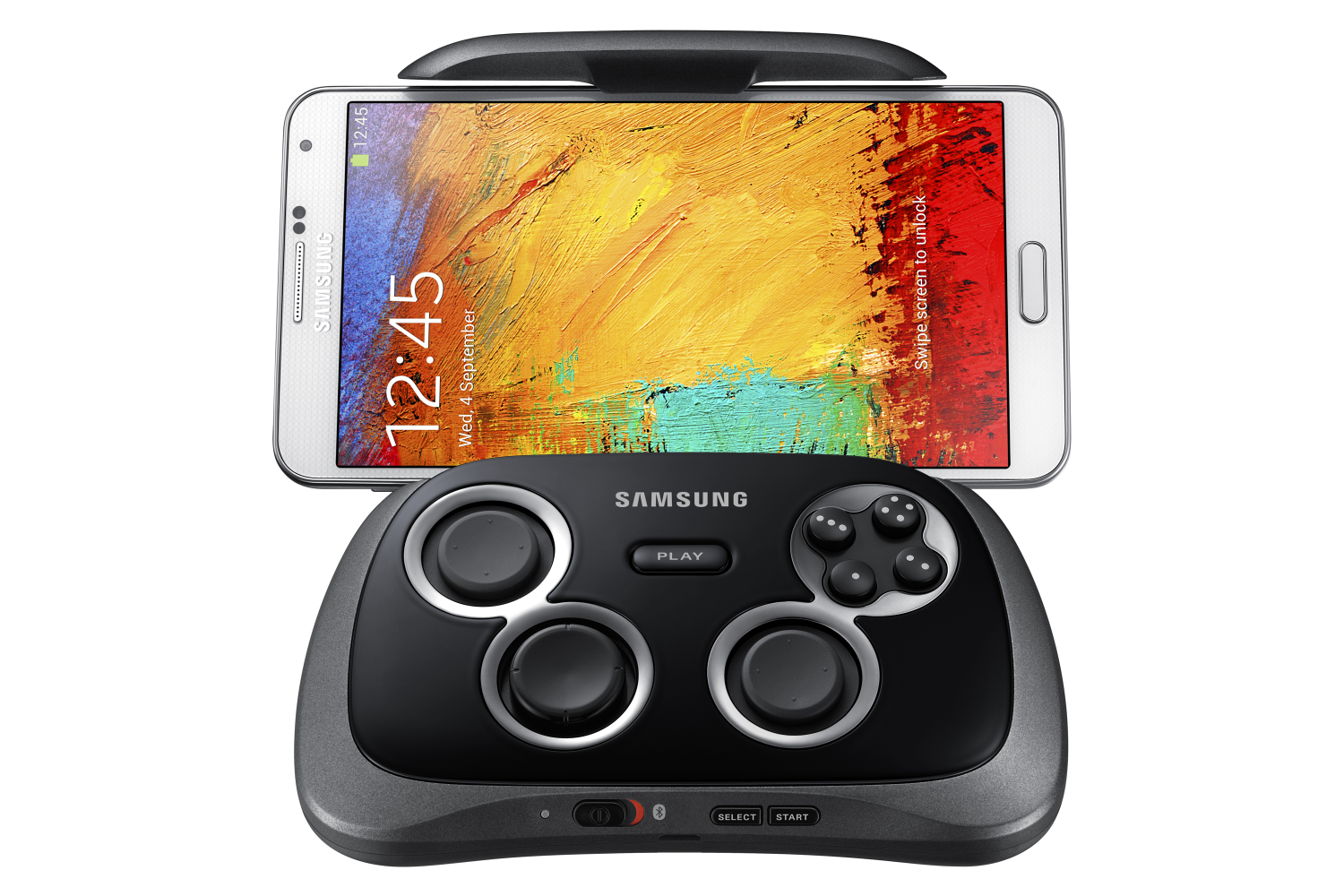 Samsung Launches GamePad and Mobile Console App