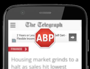 AdBlock Joins AdBlock Plus Acceptable Ads Program