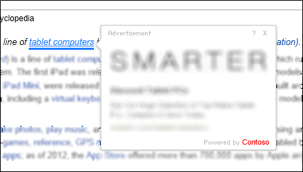 Microsoft Cracks Down on Rogue Advertisers