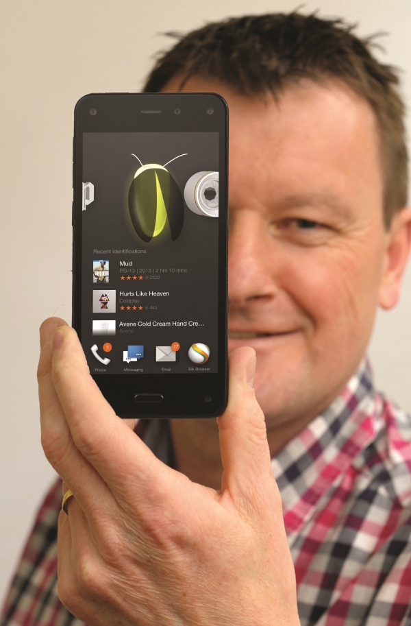 Amazon Fire – It's Not Really a Phone, is it?