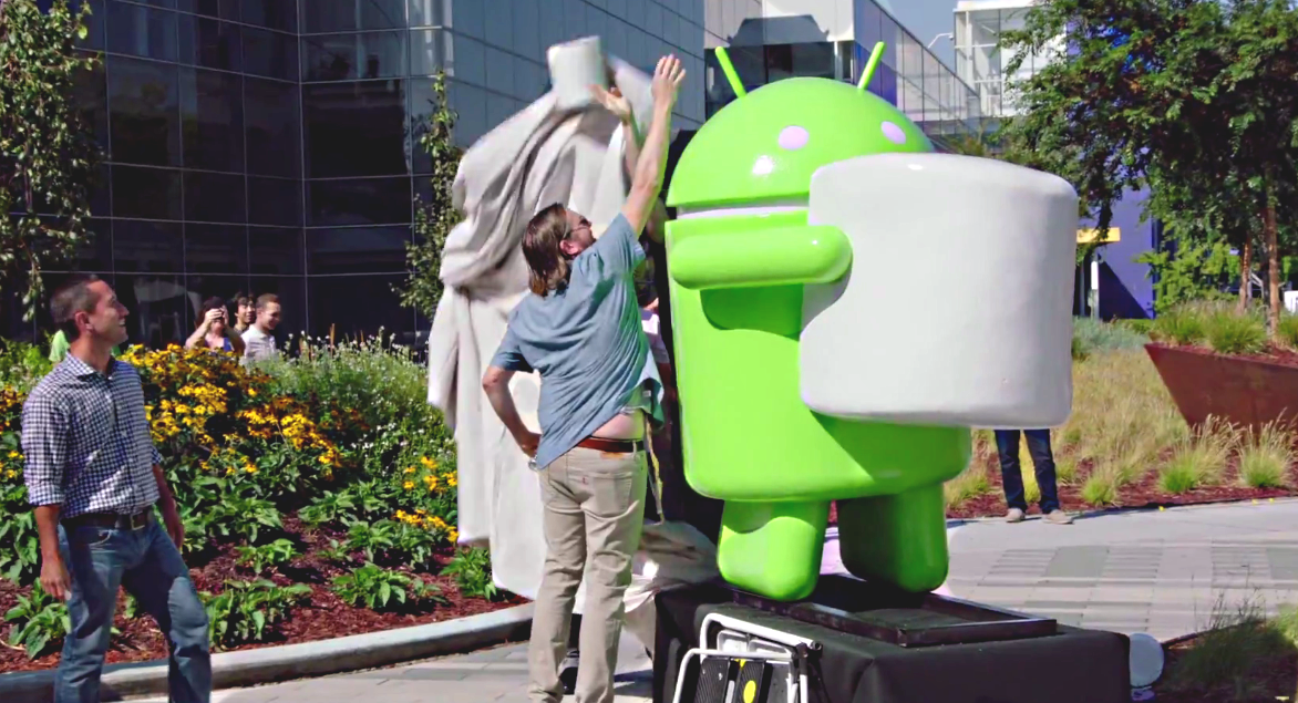 Google Unveils Android Version 6.0 – 'Marshmallow ...