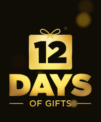 Apple Unveils 12 Days of Christmas Giveaway