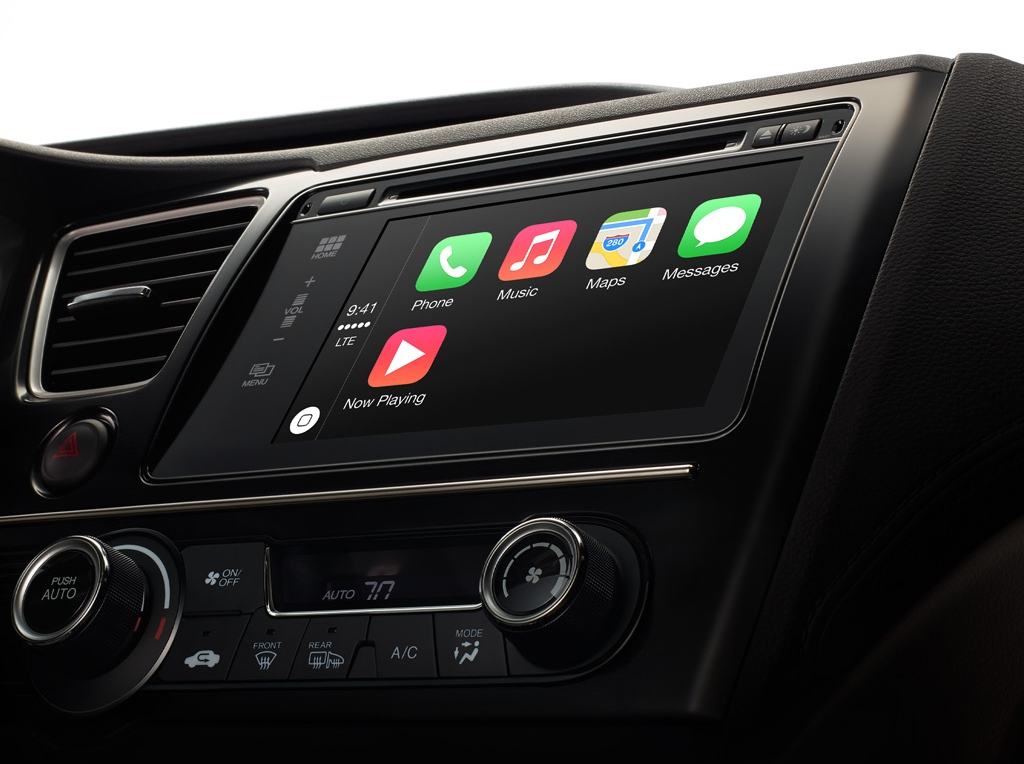 Apple Adds Nine More Manufacturers to CarPlay