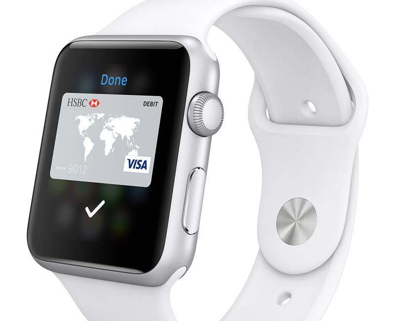 80 Per Cent of Apple Watch Owners Have Used it to Pay