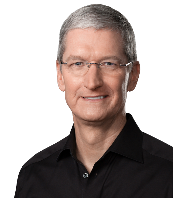 Tim Cook Hits Out at Companies