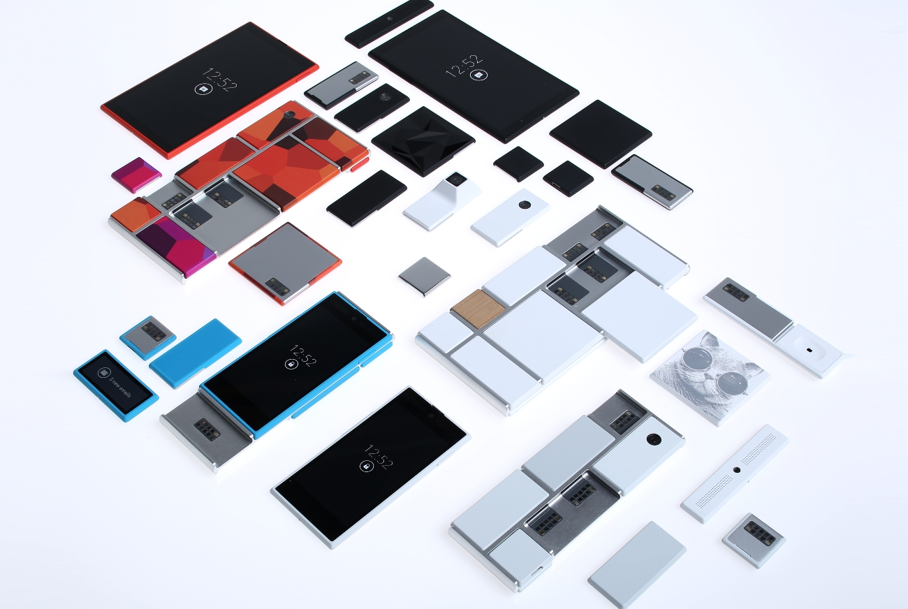 Google's £30 Modular Smartphone Set for January Launch