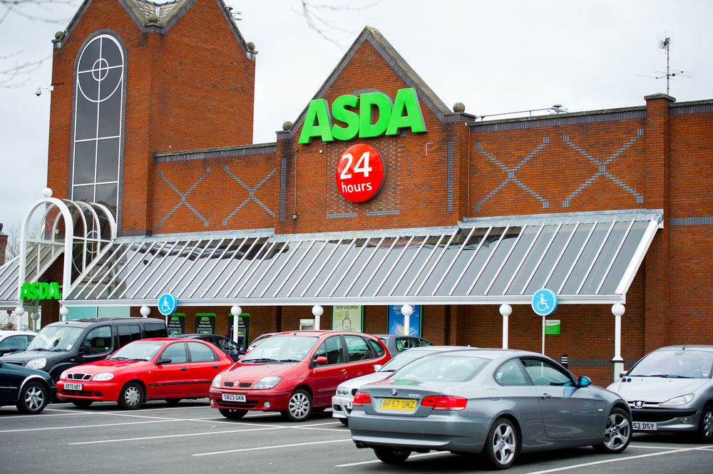 Asda Opens Up First-party Data to Brands Through Walmart Exchange