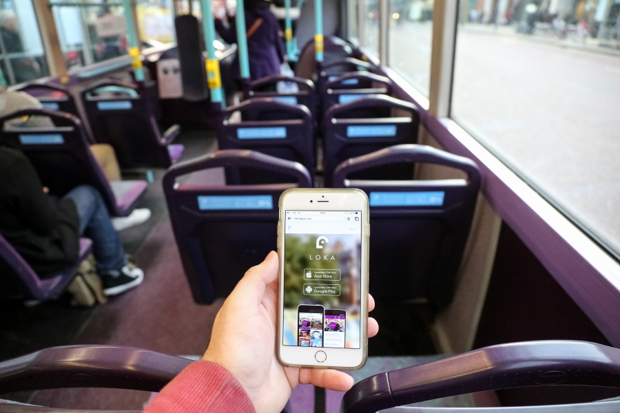 Norwich Buses Deploy Beacon Network