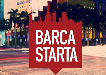 Enter the Barca Starta Competition Today!