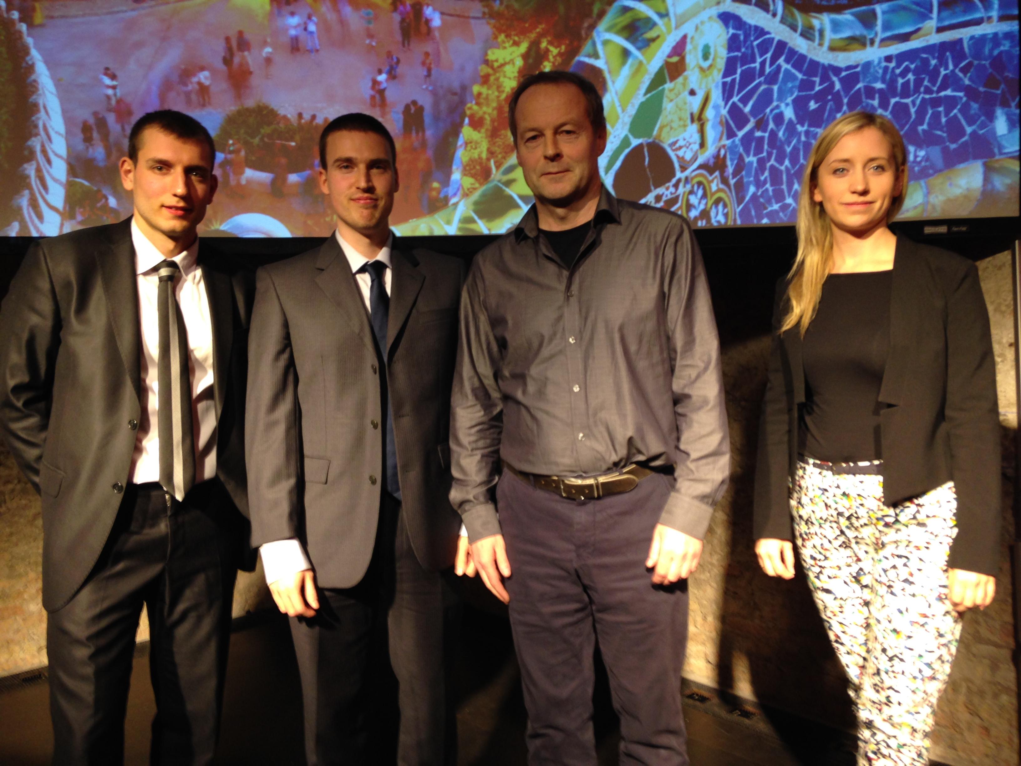 Capito Systems Wins the Barca Starta 2014