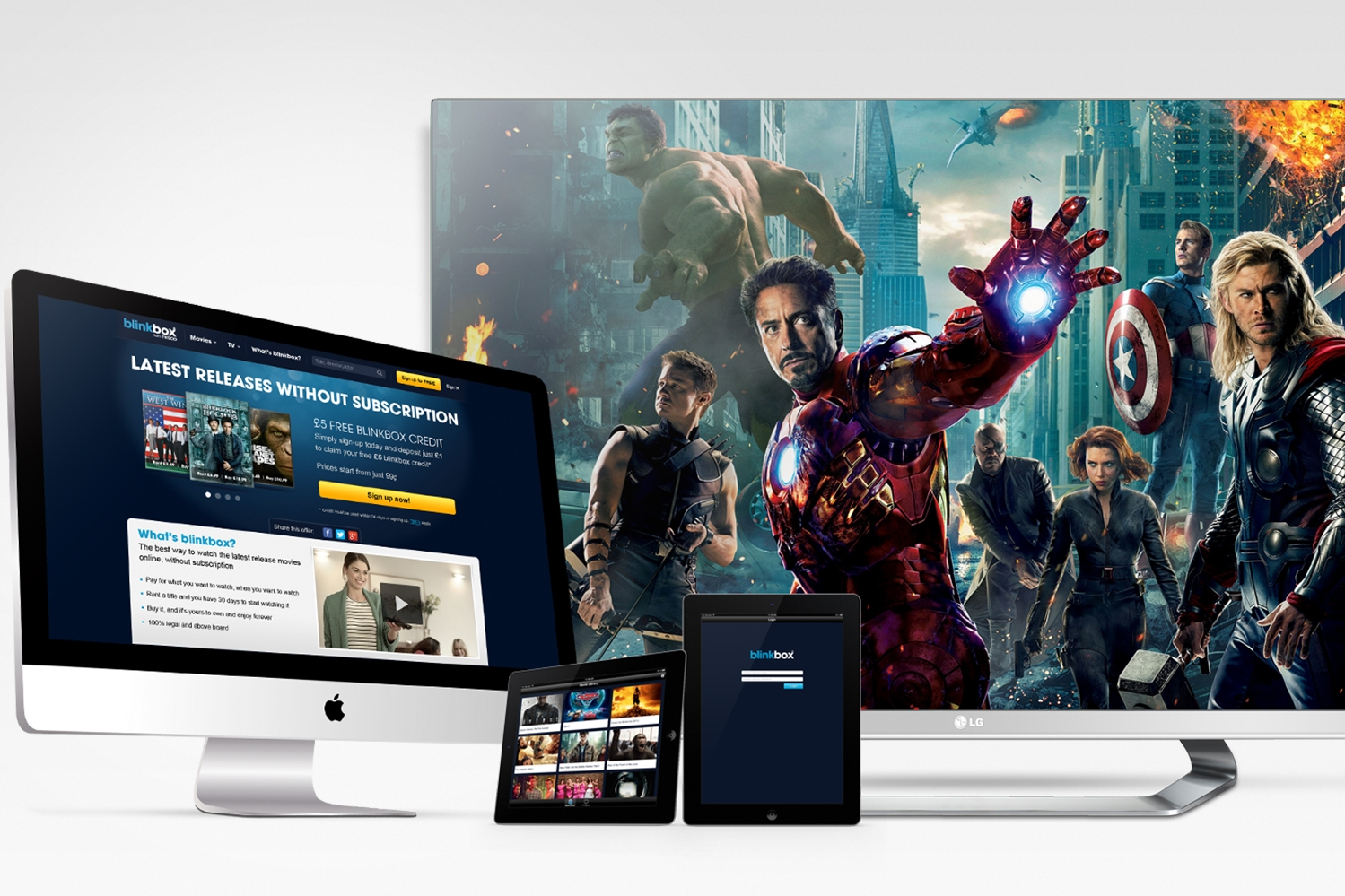 Blinkbox Mobile Sales Up 674 Per Cent