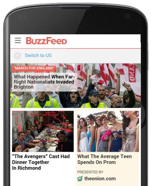 BuzzFeed Advertorial Broke Native Ad Rules, says ASA