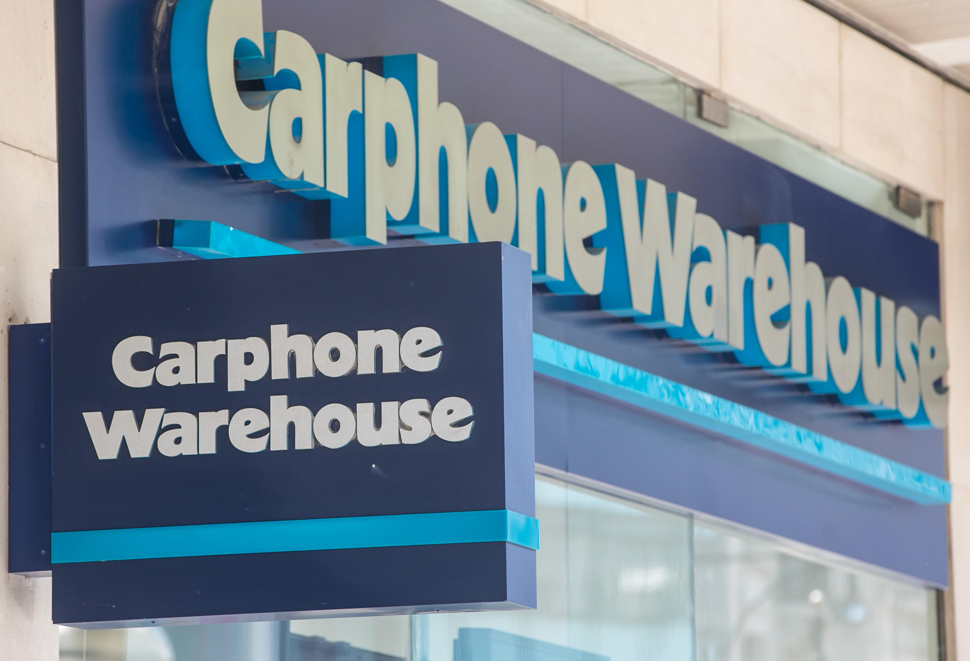carphone warehouse - photo #4