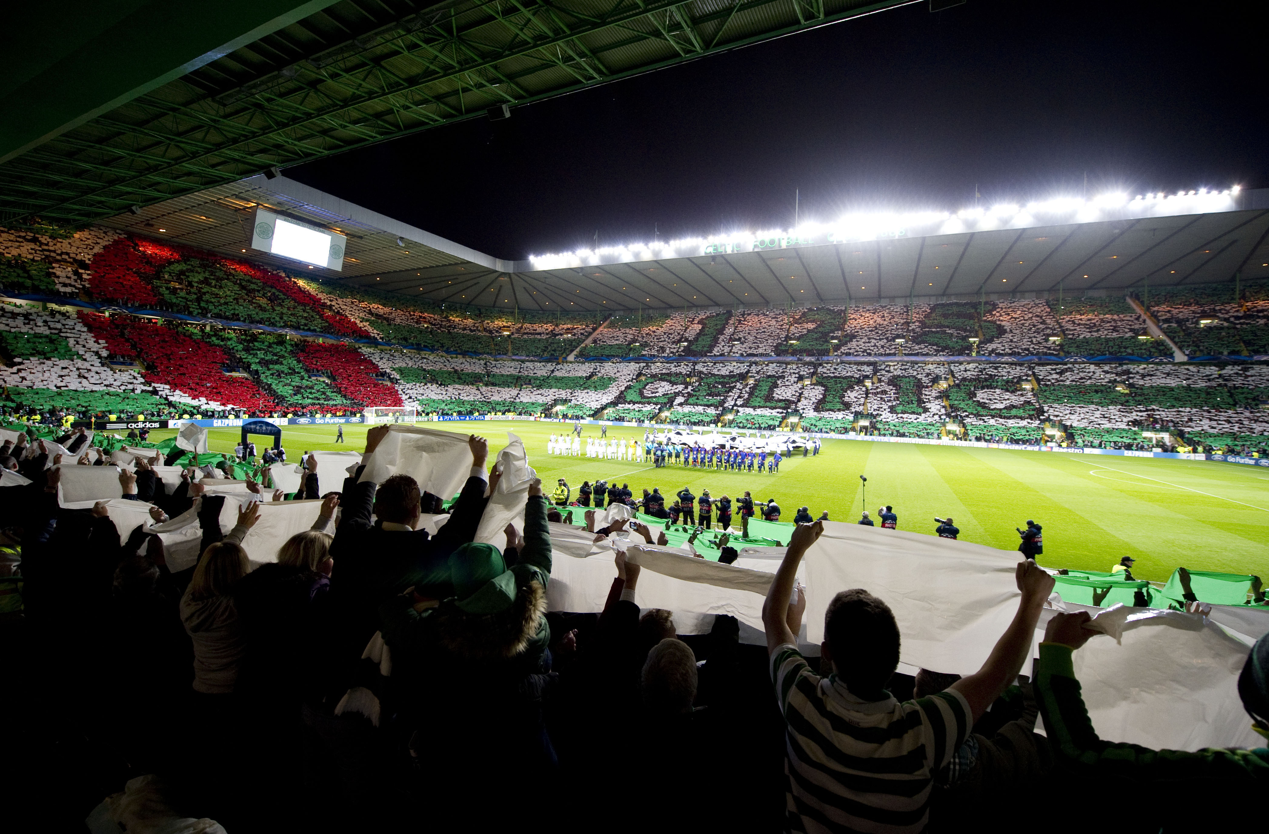Celtic FC Adds Live Betting to Stadium App