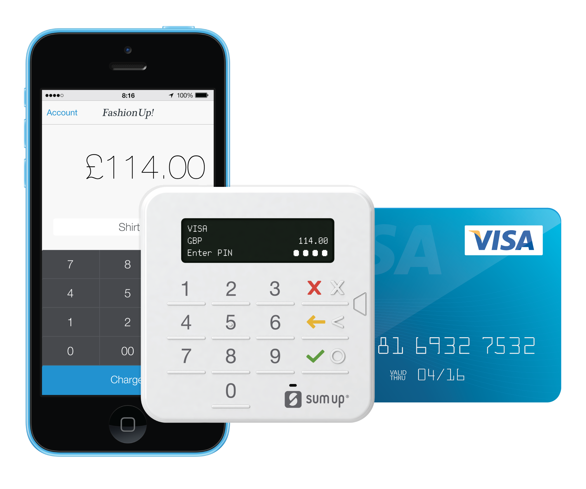 SumUp Launches End-to-end Chip & PIN mPOS Device