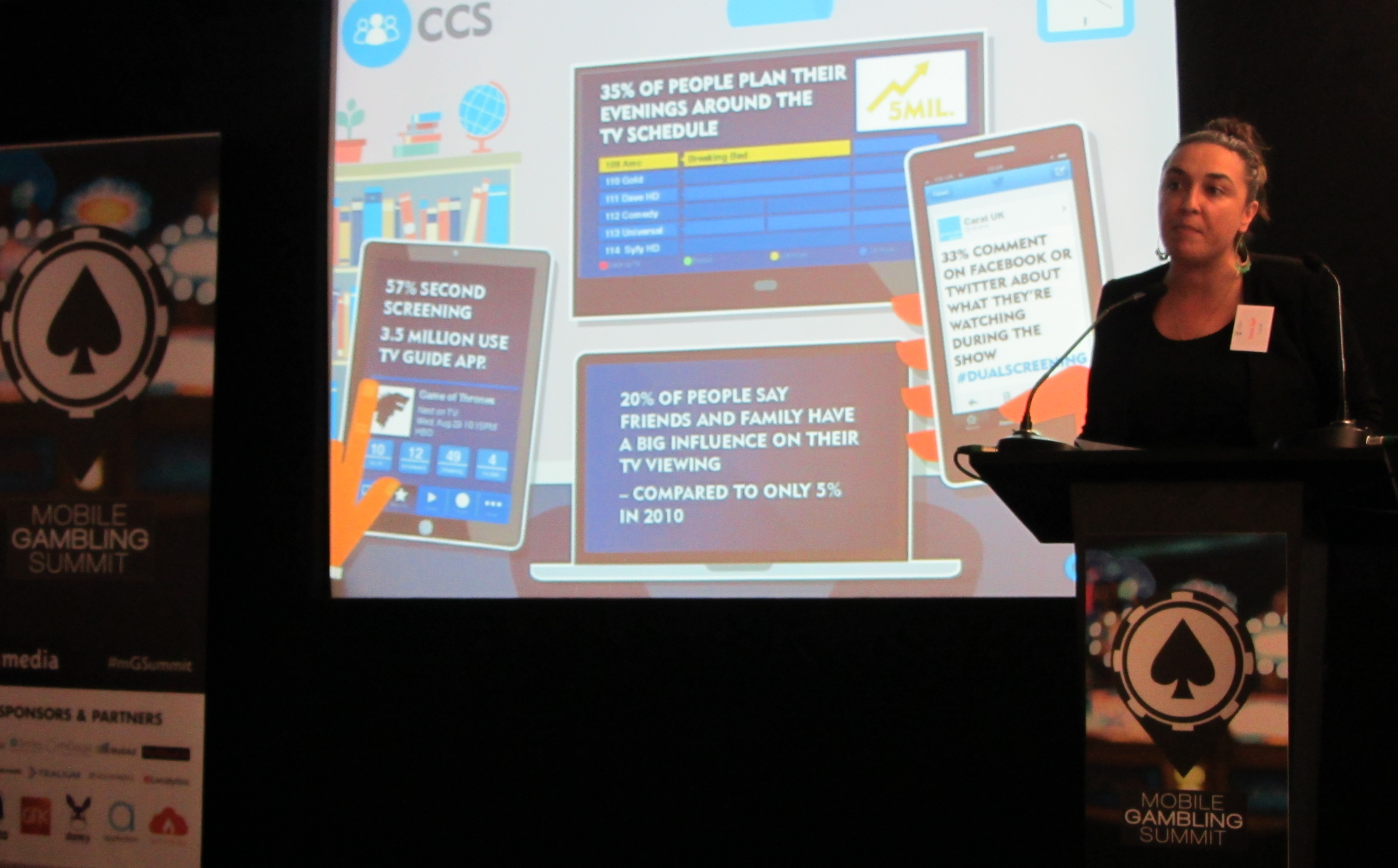 #MGSummit: Coral on Why Twitter Beats Facebook for Gambling Brands