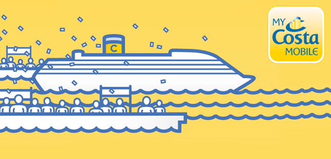Costa Cruises Gives Free Texts and Calls to Passengers