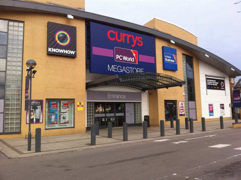 Currys Tops Chart of Savvy Digital Strategies in UK Retail