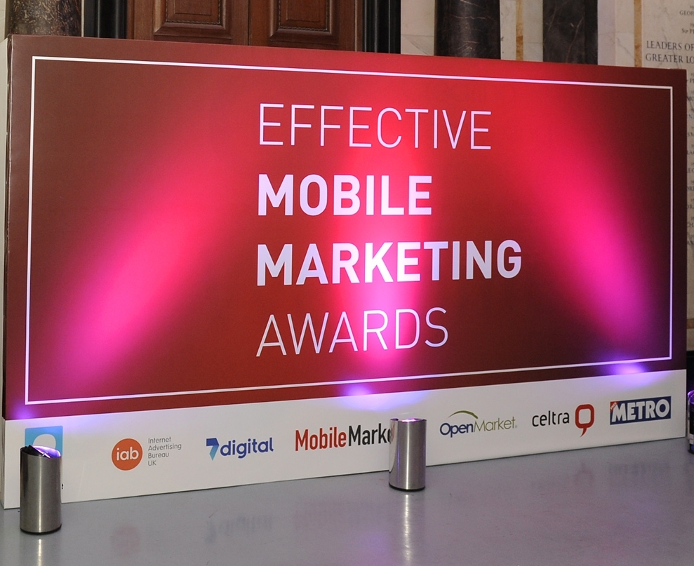 2013 Effective Mobile Marketing Awards Winners Unveiled