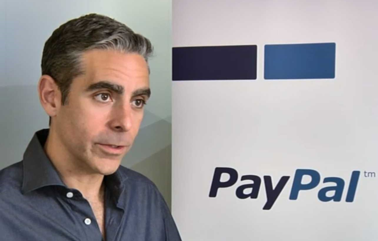 PayPal's David Marcus Heads to Facebook