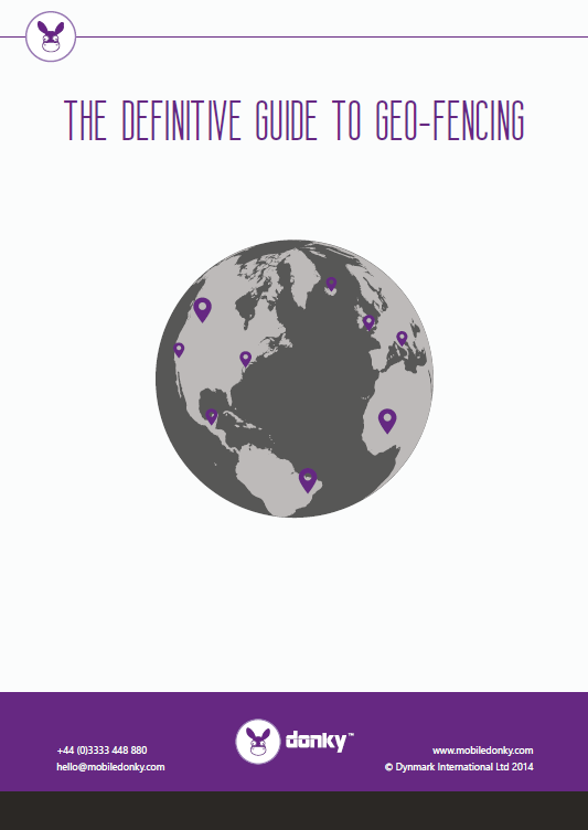 The Definitive Guide to Geo-fencing – Donky