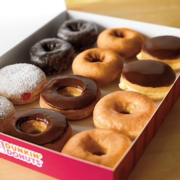 Dunkin' Donuts App Hits 10m Downloads