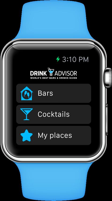 DrinkAdvisor Raises $3m, Launches on the Apple Watch