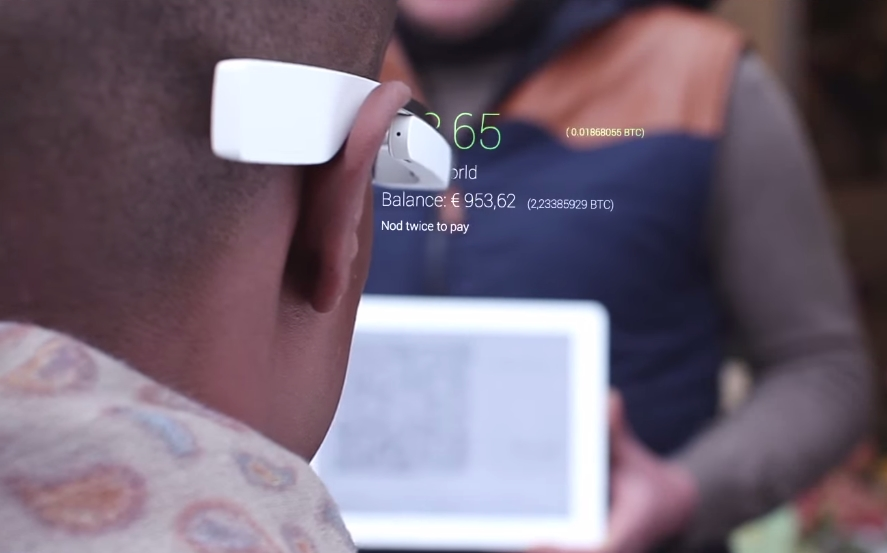 Eaze Launches 'Nod to Pay' App for Google Glass