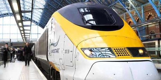 Eurostar Brings iZettle On Board