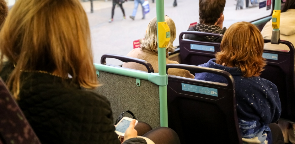Exterion and Proxama Put Beacons on 500 London Buses