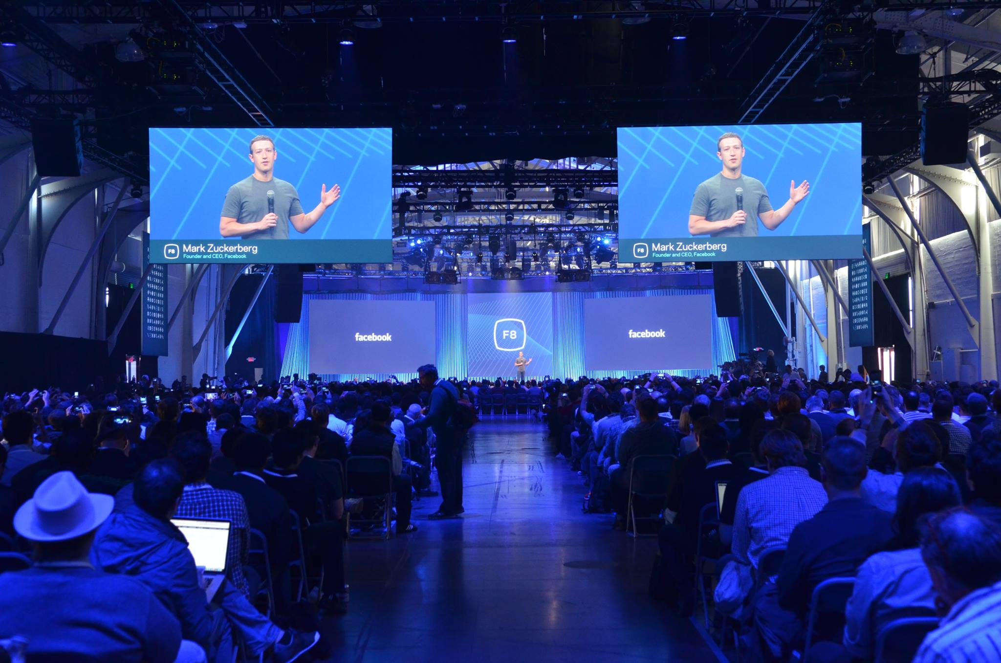 F8: Facebook Takes Aim at Google