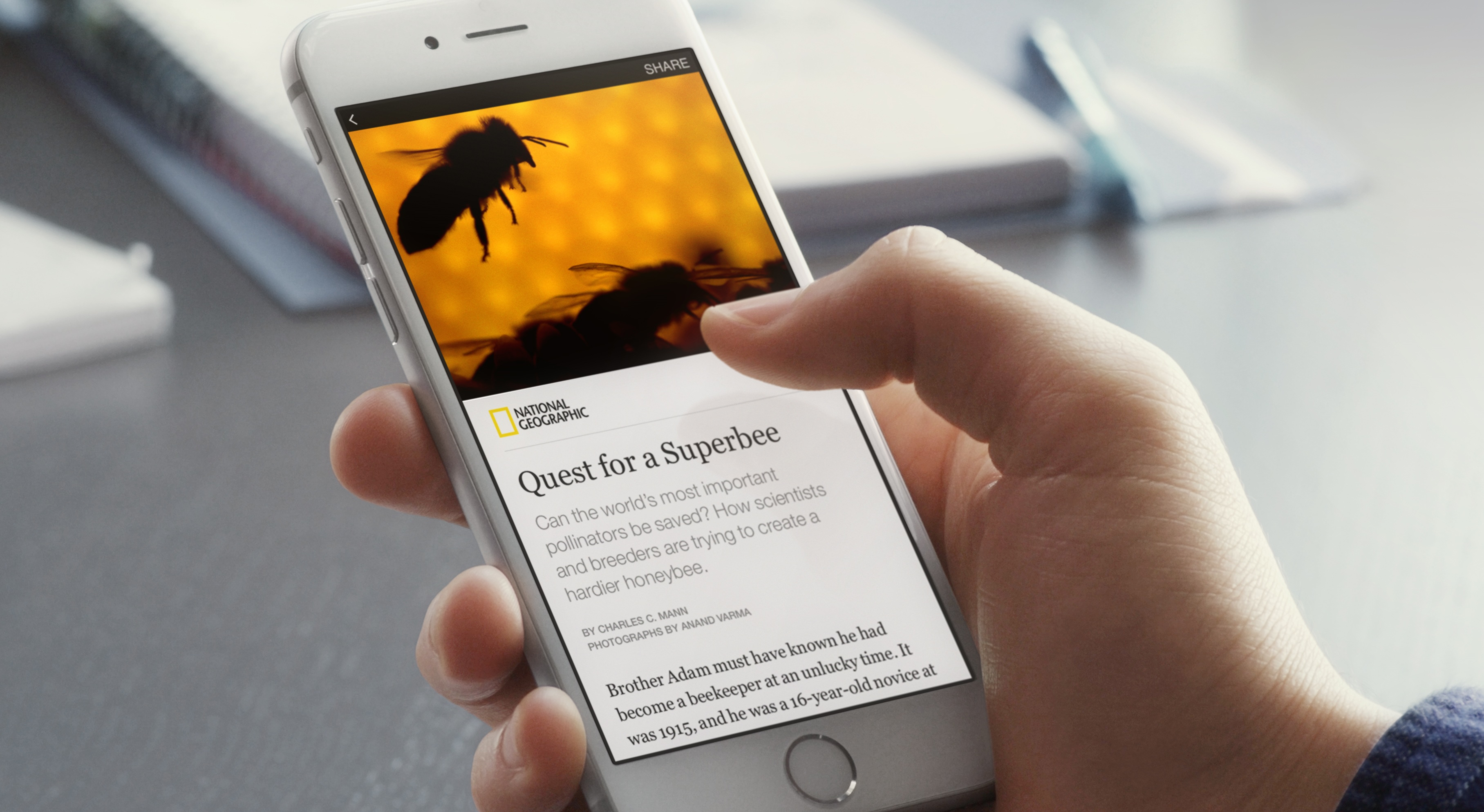 Facebook Brings Publishers' Content In-App with Instant Articles
