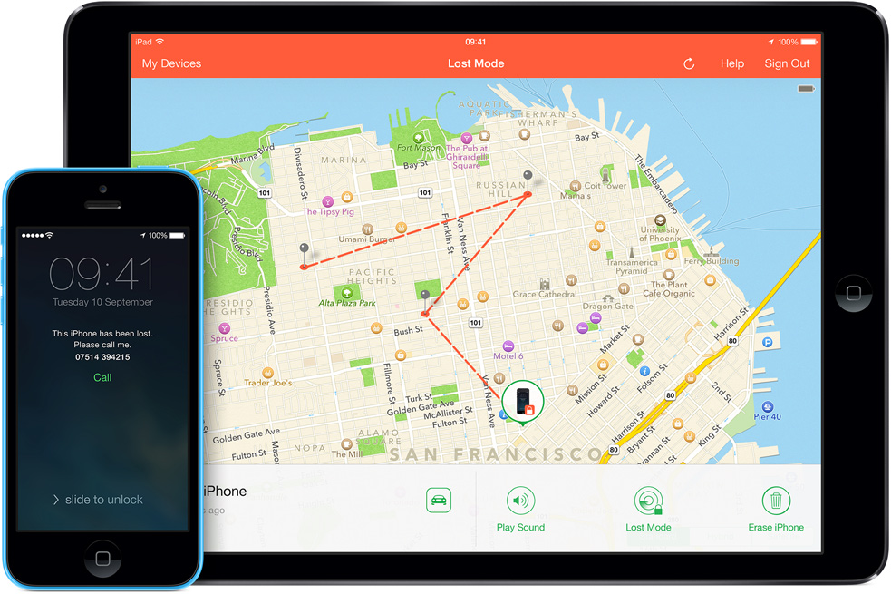 Australian Apple Users Hit by Find My iPhone Hijack Scam