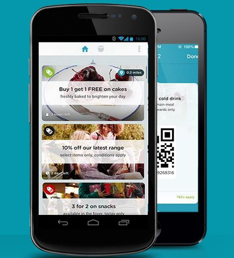 EAT Trials Weve's Beacon-based Loyalty App