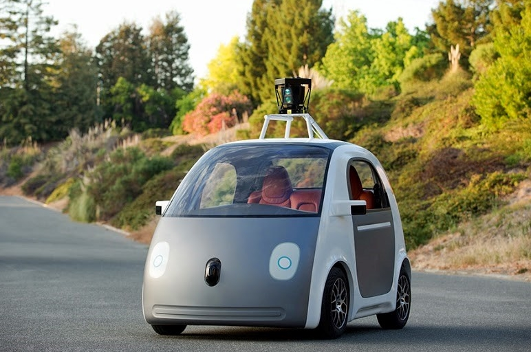 Google to Build Its Own Self-drive Cars