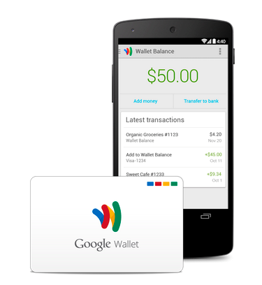 Google Launches Prepaid Card for Your Wallet