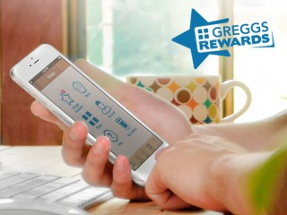 Greggs Adds NFC to Rewards App
