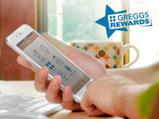 Greggs Adds NFC to Rewards App
