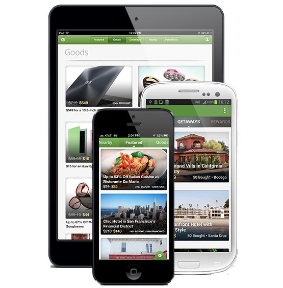Groupon Customers 'More Engaged' on Mobile than Desktop