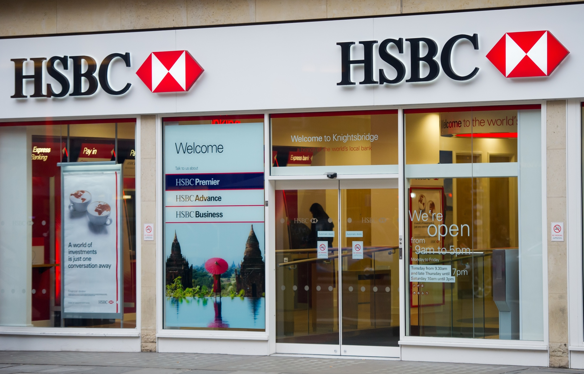 HSBC Introduces Free Wi-fi in 650 Branches - Mobile Marketing