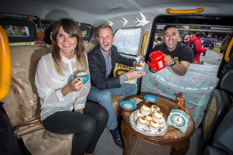 Hailo Taxi App Celebrates 20m Passengers in Style