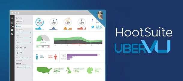 HootSuite Acquires uberVU for Improved Social Media Analytics