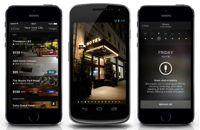 Hotel Tonight Lets Users 'Look Ahead' Beyond Tonight's Deals