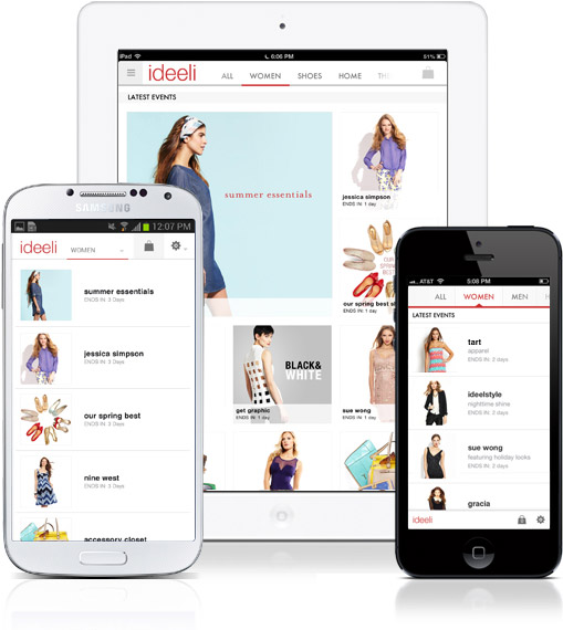 Groupon Buys Digital Fashion Retailer Ideeli for $43m
